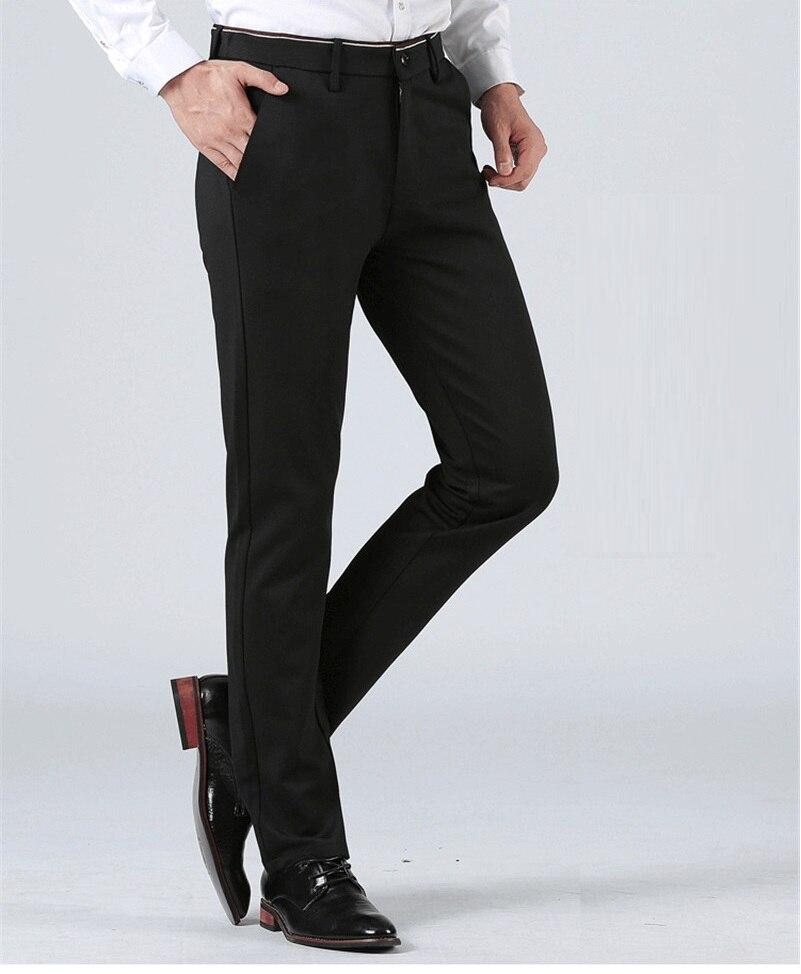 HTB11Us7b81D3KVjSZFyq6zuFpXaS BATMO 2019 new arrival high quality casual pants men,men's smart casual pants,elastic trousers,plus-size 1828