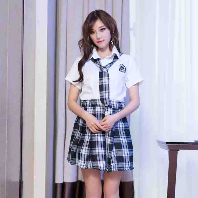 Sex Doll Lingerie Student School Dress Uniform Lattice Women Sexy Erotic Lingerie Costume Japanese Cosplay Sexy Game For Women