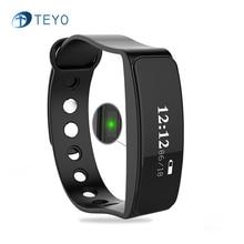 Teyo Smart Band W23 сна монитор сердечного ритма bluetooth шагомер упражнение пробег Pulsera inteligente SmartBand Android IOS