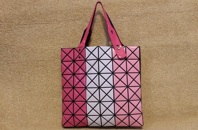 ... 2013 womens leather handbags BAO BAO Issey Miyake Bended Geometry  Diamond messenger bag Handbag mix colors ... 324c1a49ce