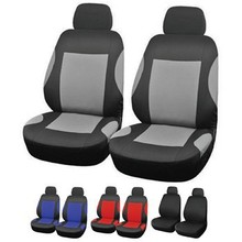 Car Seat Cover (Full Set) Universal Fit Most Covers Interior Accessories Protecter Lavida Focus Benz ETC Fully Enveloped