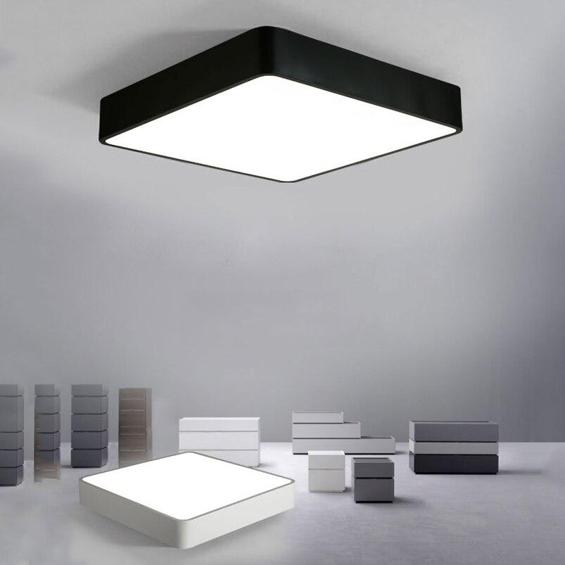 400mm 24 Watt Moderne Mode Geometrie Led Deckenleuchte Bro Studie Schlafzimmer Wohnzimmer Lampe Einstiegsleuchten Veranda