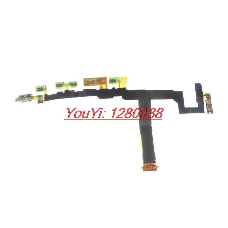 CFYOUYI for <font><b>Sony</b></font> Xperia <font><b>Z5</b></font> Mini Compact Power Volume Button <font><b>Motherboard</b></font> Flex Cable Replacement image