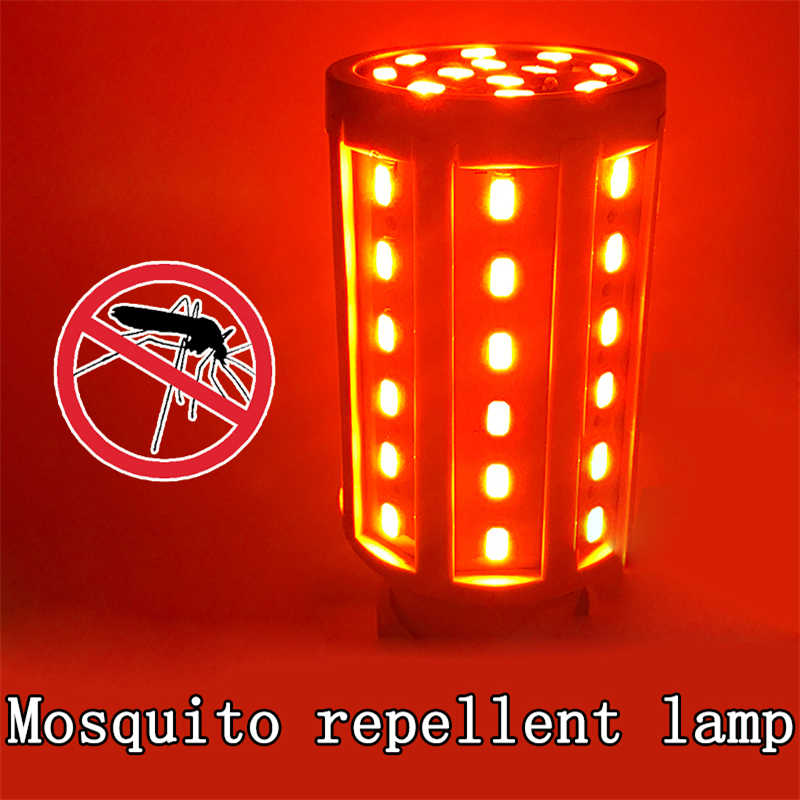 LED Bulb Corn Lamp Lampad 10W 20W 30W 40W 60W E27 E14 Mosquito repellent lamp 220V Lantern Corn Bulbs Spotlight LED high power