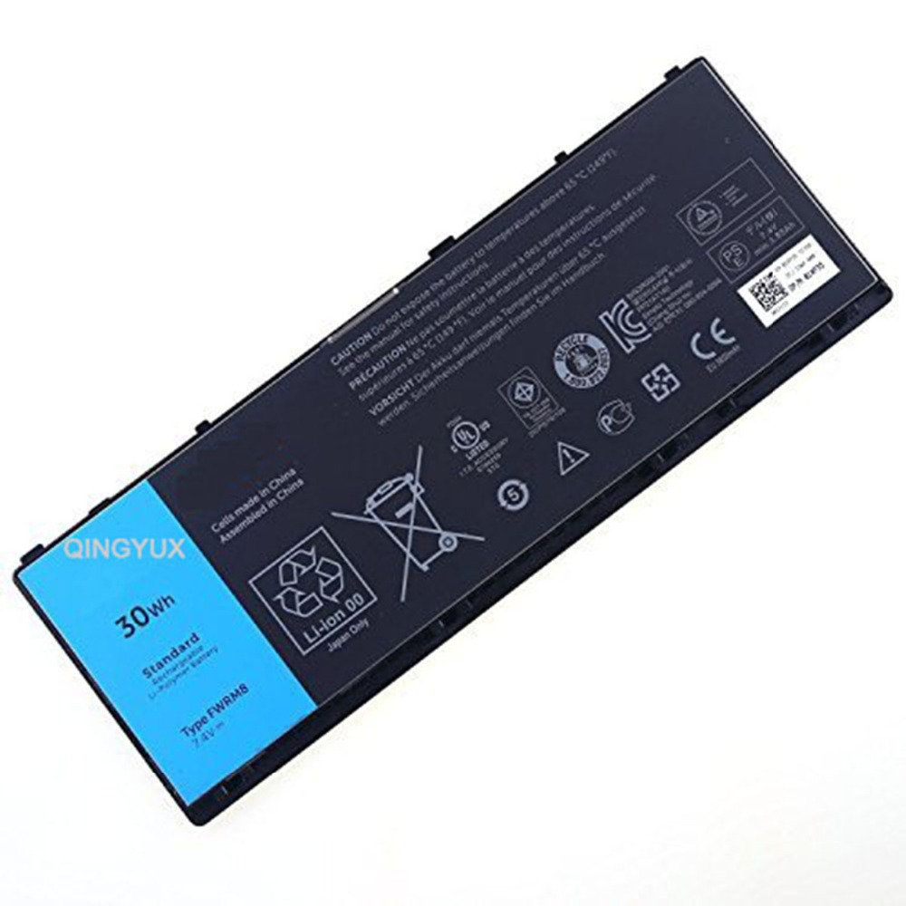 US $30 99 |QINGYUX 7CJRC 21X15 New 11 4V 42Wh Laptop Battery for Dell  Latitude E7270 E7470 Series Notebook Battery-in Laptop Batteries from  Computer &