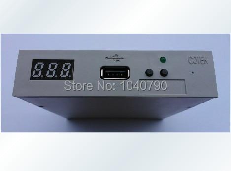 5pcs Тегін жеткізу SFR1M44-U100 Қалыпты нұсқа 3.5 дюйм 1.44MB USB SSD FLOPPY DRIVE EMULATOR GOTEK