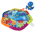 Baby Kids Play Activity Crawling Mat Rug Cartoon Animal Toys Waterproof tapis enfant Early Learning Educational Gym Toy