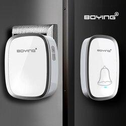 White waterproof wireless doorbell 36 melody home smart alarm door ring remote control digital door bell.jpg 250x250