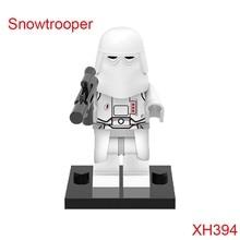 Snow Trooper Diy Bricks Single Sale Freemaker The Last Jedi Rogue One Models Building Blocks Gifts