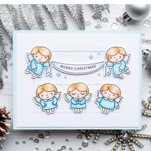 Little Angel Clear Silicone Stamp DIY Scrapbooking Card Album Making Background Craft Handmade Decoration Template lovely unicorn clear silicone stamp diy scrapbooking card album making background craft handmade decoration template