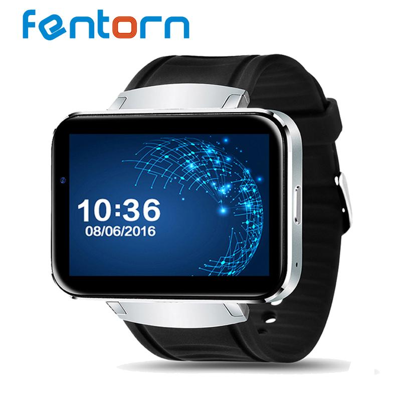 Prix pour LEM4 Android OS Smart Watch MTK6572 Dual Core Bluetooth 4.0 Support Écran Tactile 3G WIFI la recherche vocale, comme Téléphone Intelligent