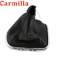 Carmilla Car Shift Knob Cover Gear Shift Dust Stalls For Chevrolet Chevy Cruze MT 2009 2010