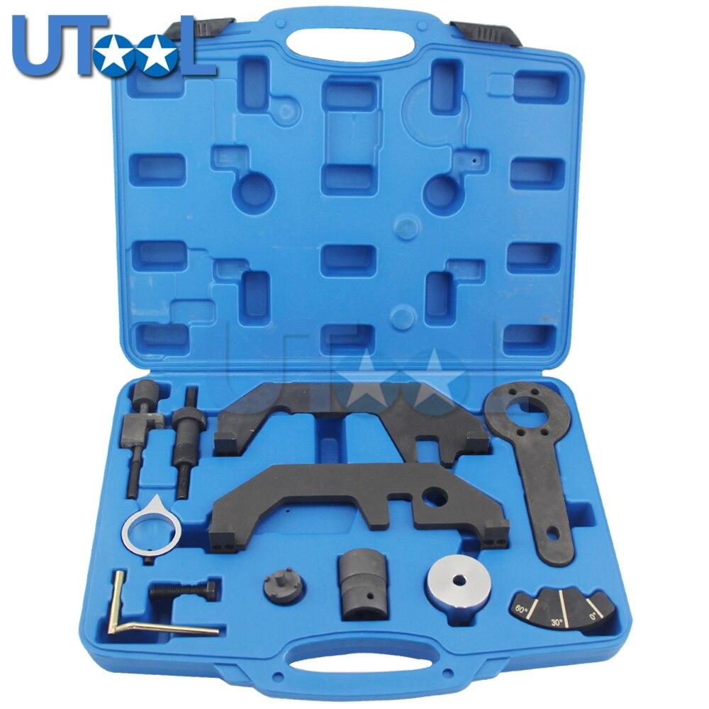 Engine timing tool for BMW N62 V8 V12 E60 E63 E53 Tools Locking