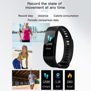 Image 4 - Blood Pressure Monitor Tonometer Watch Portable Apparatus for Measuring Pressure Pulse Oximeter Smart Watch