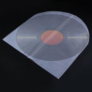 """Image 2 - 2018 100 Miếng 12 """"LP Bảo Vệ Lưu Trữ Túi Trong Để Bàn Xoay LP Đĩa Nhựa CD Đĩa Vinyl Phụ Kiện"""