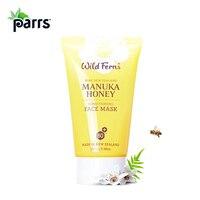 オリジナルニュージーランドparrsマヌカハニーコンディショニングフェイスマスク保湿veクリームローヤルゼリー蜂花粉健康的にグロ