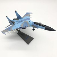 1:72 Scale Model Su35 Su 35 alloy material airplane jet Military Model hobby free shipping