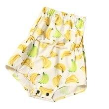 Baby Girls One-Piece Cloth Fashion Kids Girl's yellow Shorts