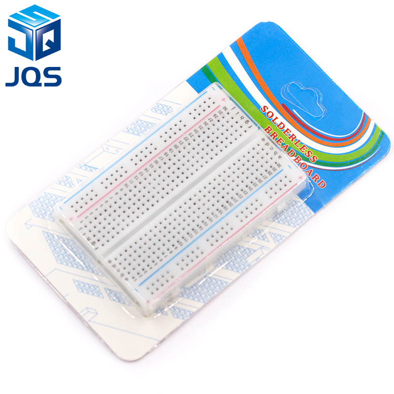 Quality Mini Bread Board / Breadboard 8.5CM X 5.5CM 400 Holes