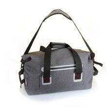Yespace Women Men training bag great capacity of luggage Dffle travel bags TPU bags of sport hiking outdoors waterproof bag
