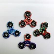 4040 New Creative Fidget Spinner Desk Anti Stress Finger camouflage Spin EDC Sensory Toy Gift for Kid Widget Focus Toys
