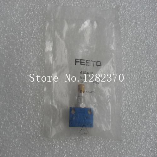 [SA] New original authentic special sales FESTO regulator GRO-M5B spot 151214 --3pcs/lot [sa] new original special sales festo regulator lr 1 8 doi mini spot 192304 2pcs lot