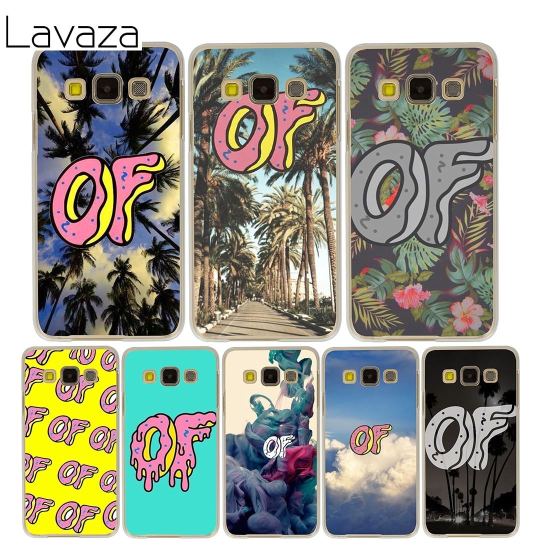 Lavaza odd future Case for Samsung Galaxy A3 A5 2015 2016 2017 A8 Plus 2018 Note 8 5 4 3 2 Grand 2 Prime