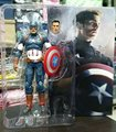 "Avengers Age of Ultron capitão américa PVC Action Figure Collectible modelo Toy 9 "" 23 cm"
