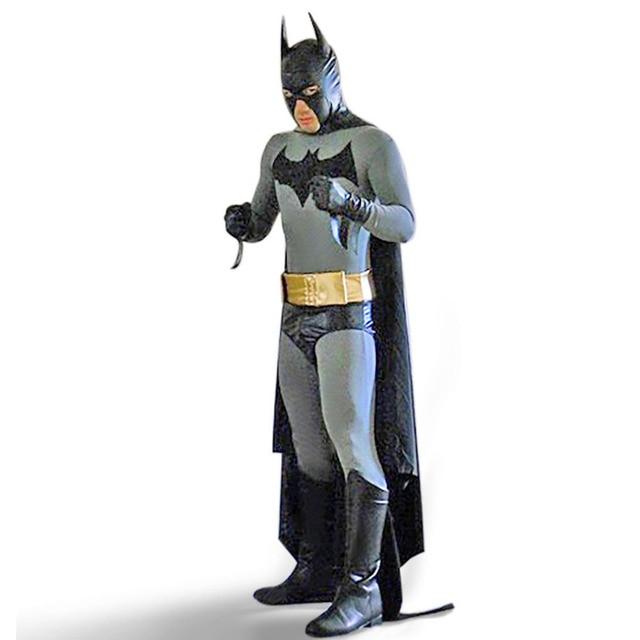 Batman Dark Knight cosplay batman costume adulte parti costumes d\u0027halloween  pour les hommes super