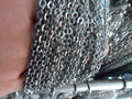 10 Meters hotsale 3mm Shiny Strong Jewelry Finding  100%  Stainless steel Oval Link Chain Marking Finding DIY Jewelry