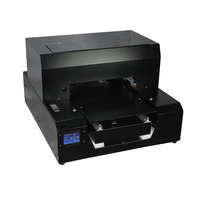 Automatic  A3 size food printer for MM candies Macaroon etc printing