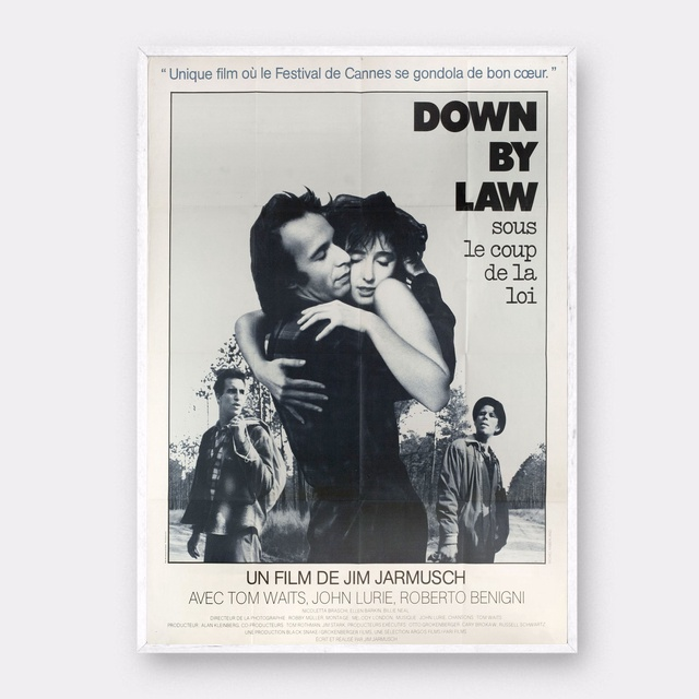 Down by Law movie silk Poster Prints Home Wall Decor Painting Room image