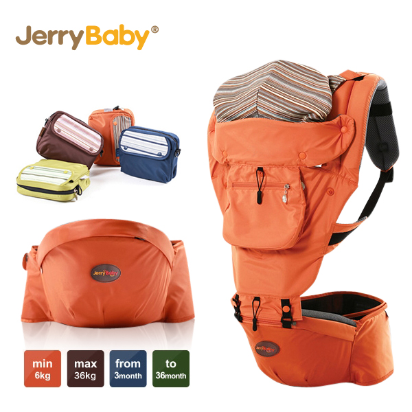 ФОТО Jerrybaby Multifunctional Baby Hipseat Top Quality Sling Carrier Adjustable Breathable Baby Hip Seat Carrier Kids Kangaroo Seat