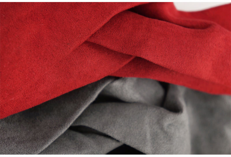 Женская замшевая повязка на голову на лето и осень, Винтажные эластичные резинки для волос с перекрестным узлом, мягкая однотонная повязка для волос для девочек, аксессуары для волос