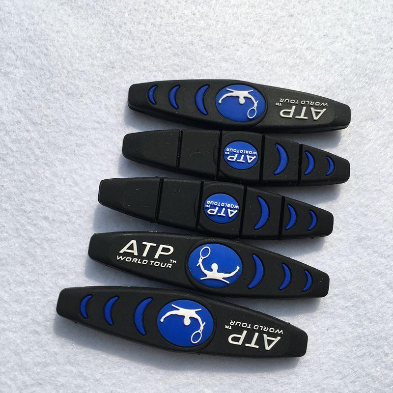 Racquet Sports Bright 1pcs Tennis Racket Damper Shock Absorber Silicone Tennis Bat Vibration Absorbing Shock Reducing Anti-slip Strips Tennis