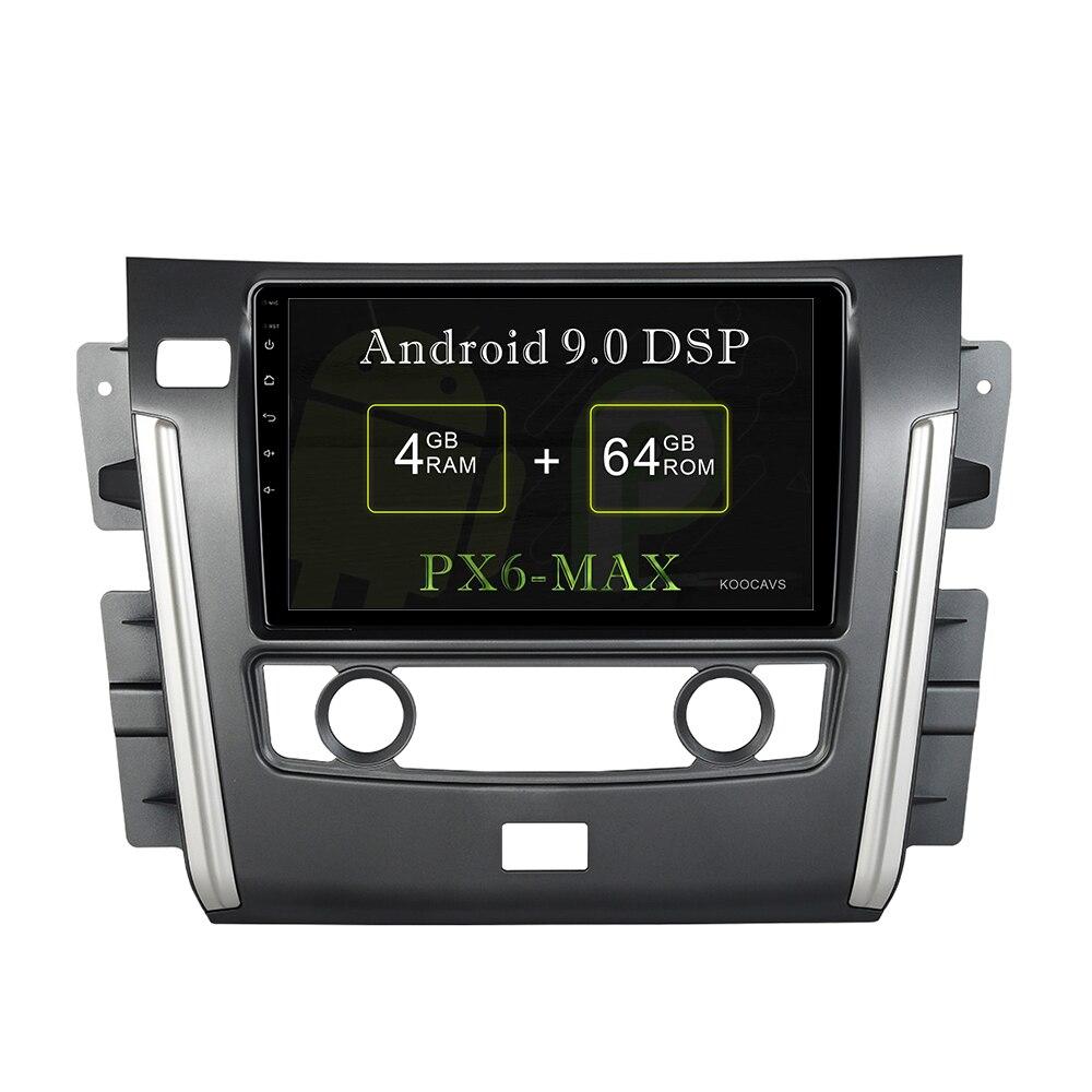 Lecteur Radio GPS de voiture KOOCAVS 10.2