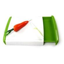 1 Pcs Cutting Chopping Board Drawer Type Multifunctional Plastic Storage Kitchen Tool Hot Sale