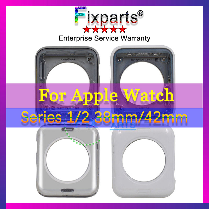 Steel/Ceramics For Apple Watch 2 Back Cover Housing For Apple Watch Series 2 Housing 38mm/42mm Battery Cover Rear ReplacementSteel/Ceramics For Apple Watch 2 Back Cover Housing For Apple Watch Series 2 Housing 38mm/42mm Battery Cover Rear Replacement