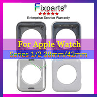 Steel/Ceramics For Apple Watch 2 Back Cover Housing For Apple Watch Series 2 Housing 38mm/42mm Battery Cover Rear Replacement