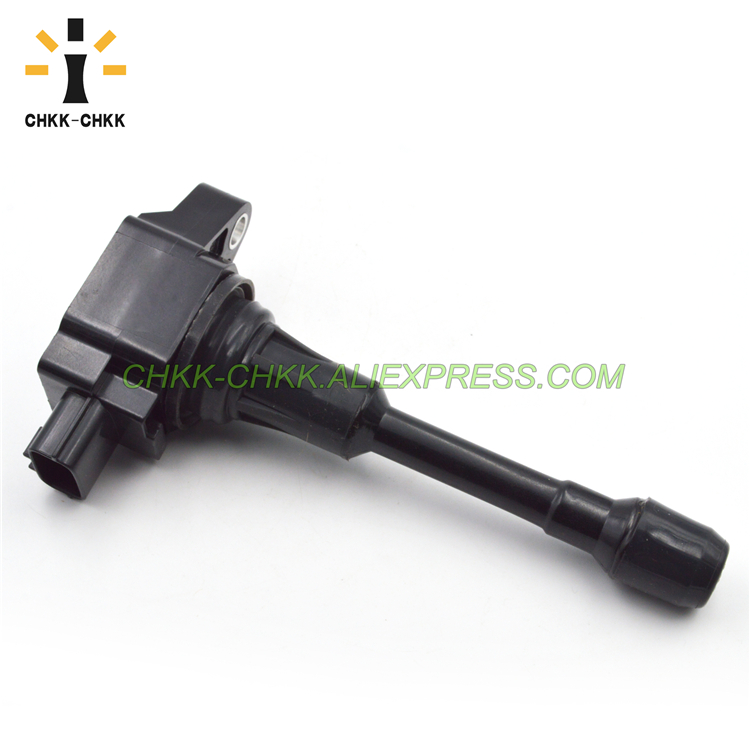 CHKK CHKK NEW 22448 ED000 Ignition Coil FOR Nissan Altima Cube Rogue Sentra Versa X Trail 22448ED000 in Ignition Coil from Automobiles Motorcycles