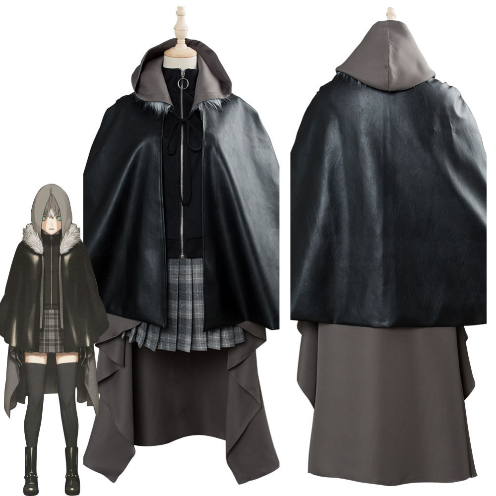 Women's Costumes Charitable The Case Files Of Lord El-melloi Ii Gray Cosplay Costume Fate Zero Halloween Carnival Costume For Adult Women Custom Made Costumes & Accessories