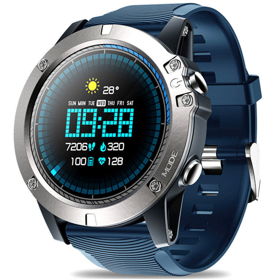 Bluetooth 4.0 relógio inteligente zeblaze vibe 3