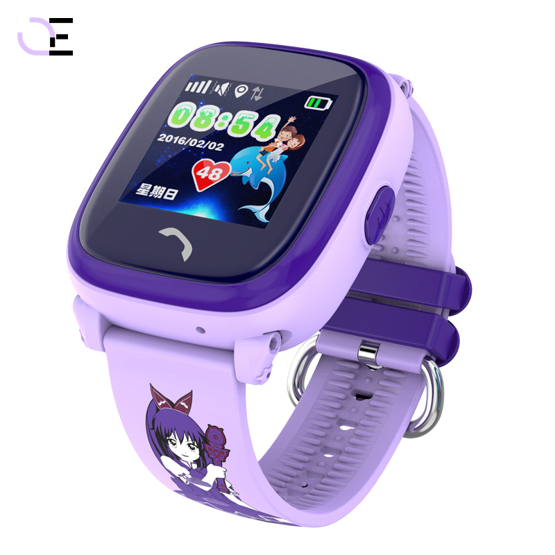 Kids Swimming Watch Child Smartwatch GPS touch phone smart watch SOS Call Location Device Tracker Safe Anti-Lost Monitor ds18 waterproof smart baby watch gps tracker for kids 2016 wifi sos anti lost location finder smartwatch for ios android pk q50