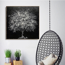 Tree Sketch Artistic Canvas Painting Calligraphy Poster and Prints Living Room House Wall Decor Art Home Decoration Picture black and white art canvas painting calligraphy poster and prints living room house wall decor art home decoration picture