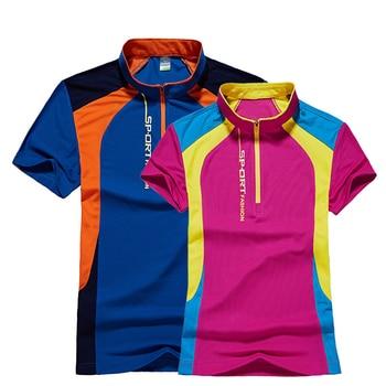 Merk Sprotwear Snel Droog Ademend Fitness T-shirts Mannen Vrouwen Jersey Sport Running Shirt Slim Fit Gym Wandelen Plus Size Tshirt
