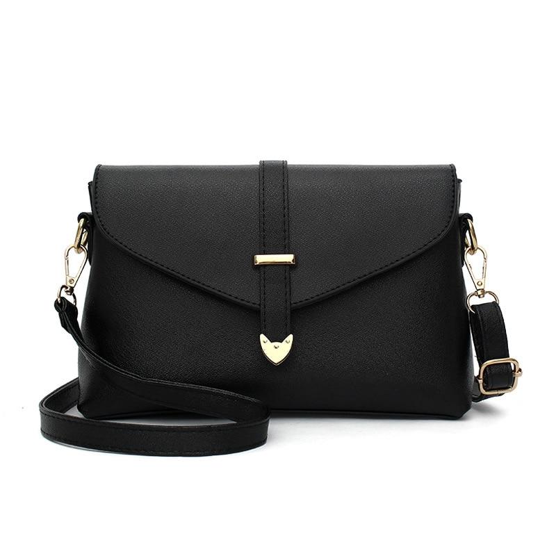 2017 new high-quality oblique cross female bag leisure ladies handbag brand designer party shoulder bag oblique postman package