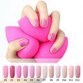 8ml 12 Pink Series Cute Color Coat Gel Nail Polish UV Led Sweet Candy Nail Gelpolish Manicure UV Gel Varnish Vogue Nails Builder