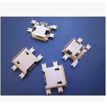 10 шт. Micro usb Тип B Женский 5Pin разъем 4 ноги SMT SMD паяльная контактная