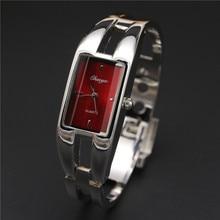 2016 Ladies Luxury Fashion steel Watches Women Gold Bracelet Dress Quartz Watch Fashion Wristwatches Clock Women Montre Femme