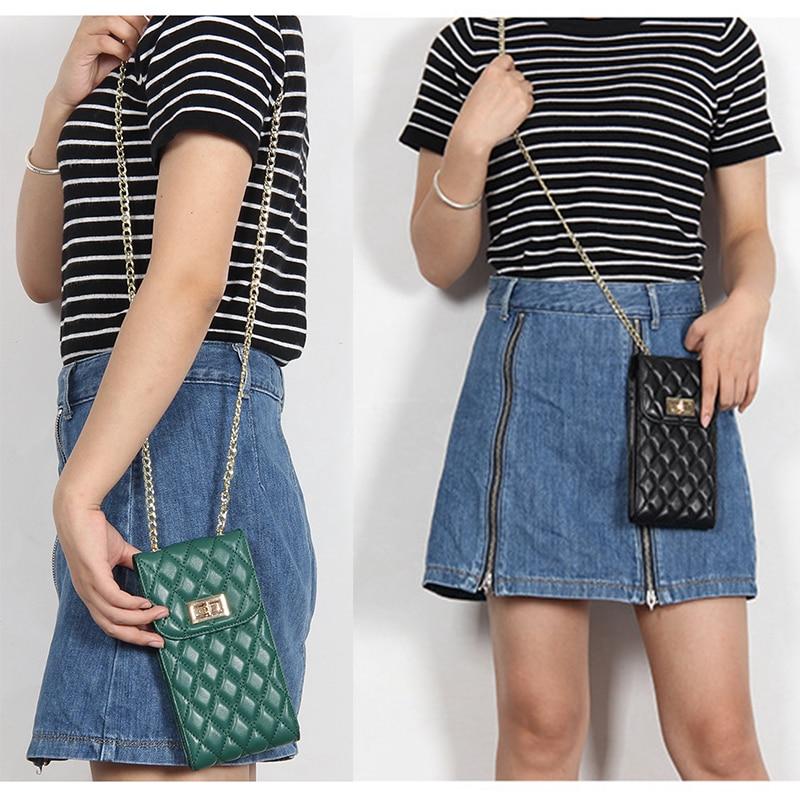 Couro genuíno designer de moda bolsa do